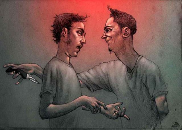 """5 Najlakših načina kako da prepoznate """"lažnu"""" osobu."""