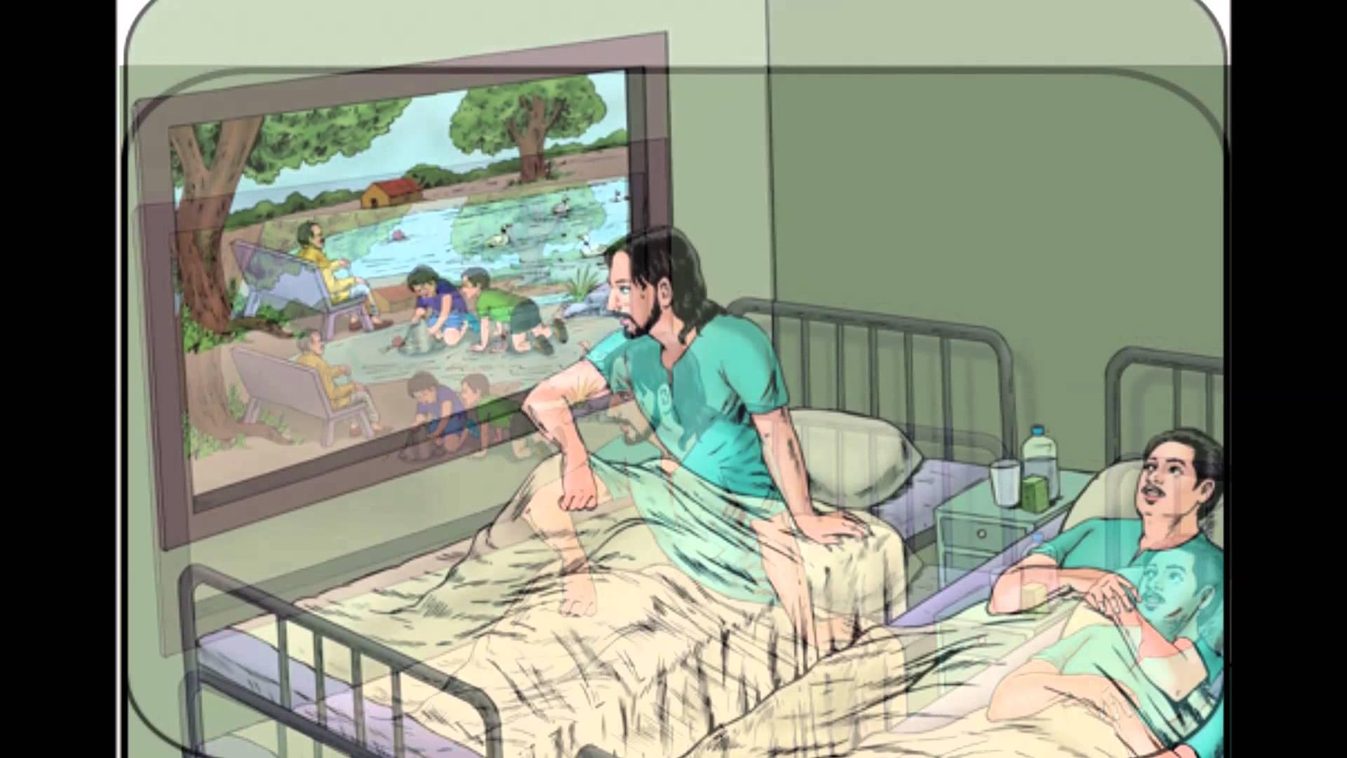 Prozor na bolnici, trebaće vam samo 1 minut da pročitate ovu priču a promijeniće vam pogled na život
