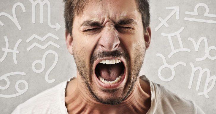 Kako kontrolišete vaš bijes , sudeći po vašem horoskopskom znaku?