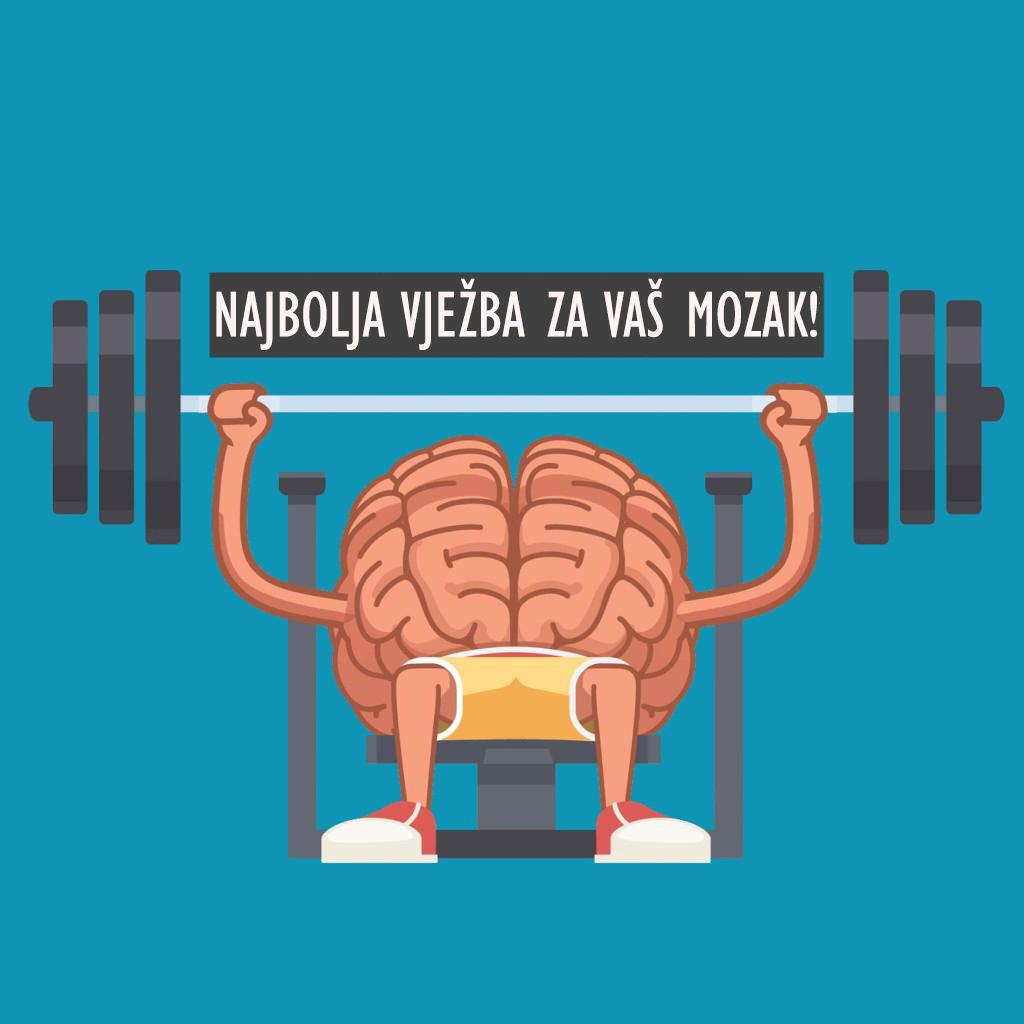 Ovo je najbolja vježba za mozak koju ćete ikada uraditi!
