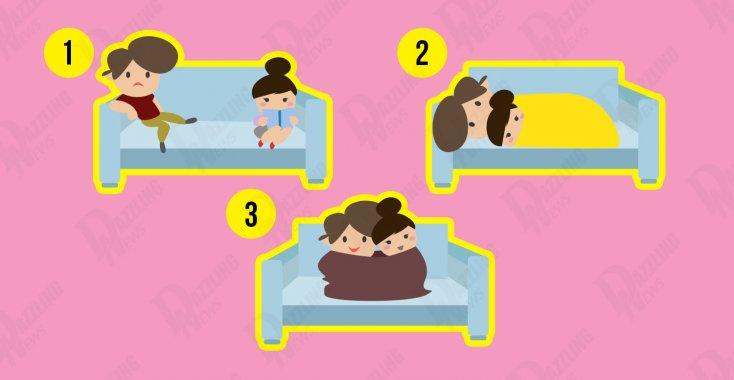 Test : Izaberite jedan par sa slike i otkrijte šta to govori o vašoj sreći i načinu na koji volite