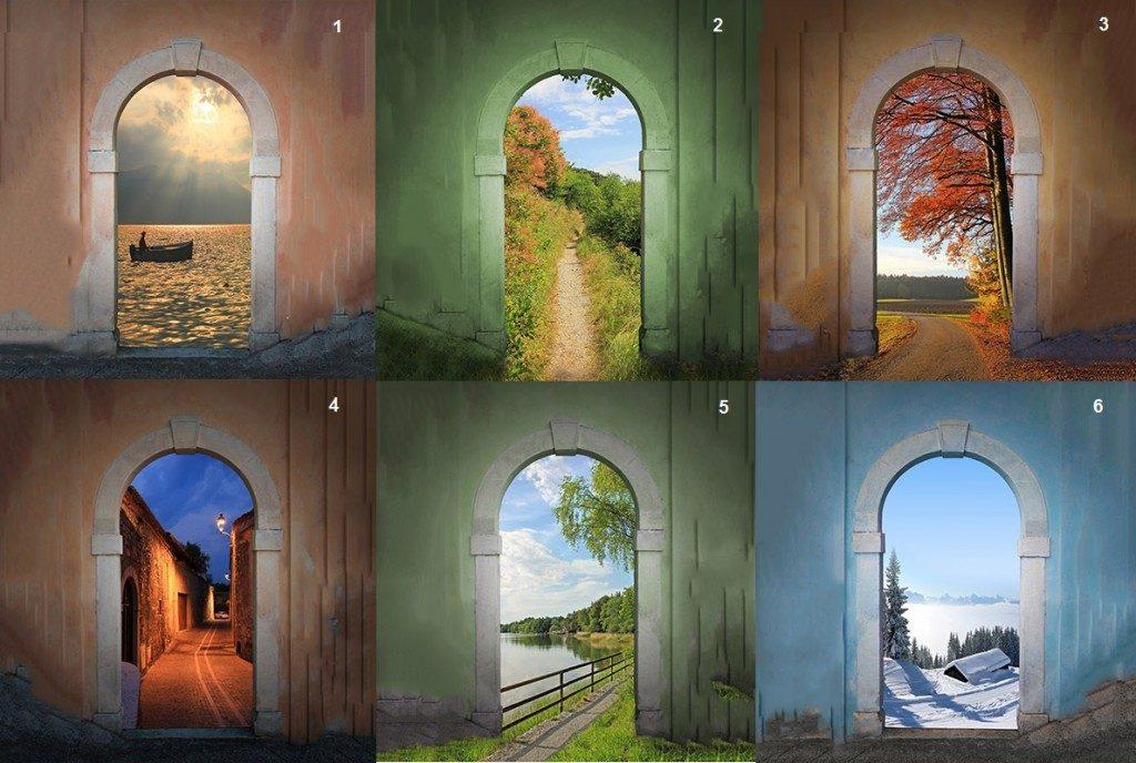 Koji put želite da izaberete u životu?  Izaberite prolaz i saznajte šta to otkriva