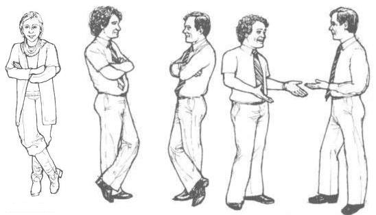 Vaš govor tijela nikad NE LAŽE : Evo KAKO da znate šta osoba MISLI iako vam možda neće REĆI