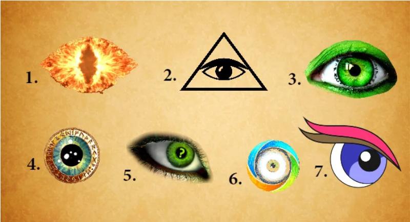 Izaberite jedno oko i SAZNAJTE šta vaša PODSVIJEST otkriva o vama