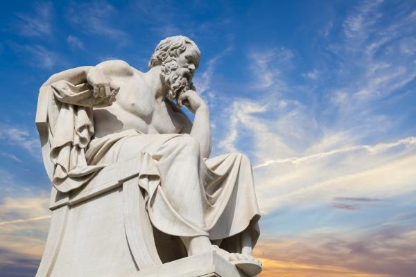 """"""" Budite LJUBAZNI prema SVIMA, jer svako koga sretnete bije teške bitke """"- Najvažniji CITATI Sokrata koje MORATE!"""