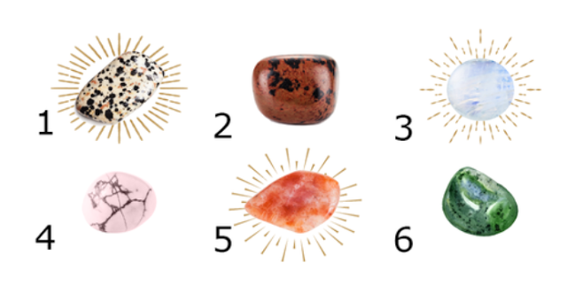 Izaberite jedan kristal i otkrijte nešto o vašoj situaciji u životu