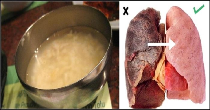 OVAJ recept će lako OČiSTITI vaša PLUĆA za  samo 3 dana, čak i ako ste pušač VIŠE od 5 GODINA
