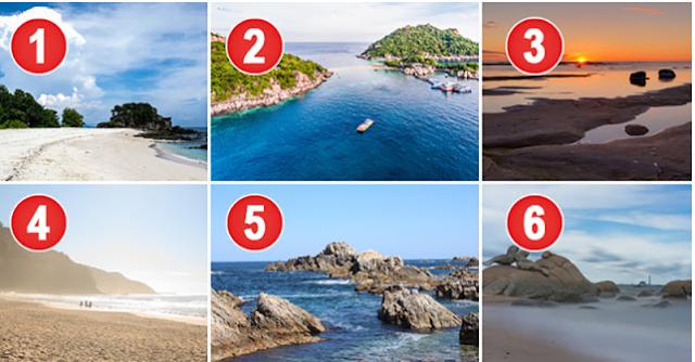 KOJU plažu biste IZABRALI za ljetnji odmor? Vaš izbor može OTKRITI MNOGO o vašoj ličnosti