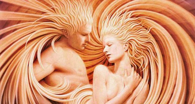 """Vaša srodna duša je već IZABRANA : 5 Kosmičkih ISTINA o vašem """"SUĐENOM"""" partneru"""