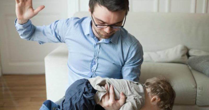 Djeca koju RODITELJI kažnjavaju BATINAMA imaju VEĆU vjerovatnoću da postanu NASILNICI