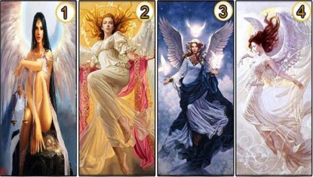Izaberite jednog anđela ČUVARA i otkrijte šta to govori o VAŠOJ ličnosti