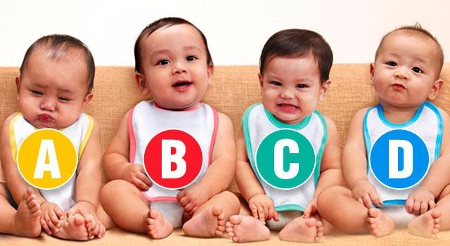 Test ličnosti: Šta mislite koja od ovih beba je ŽENSKO?