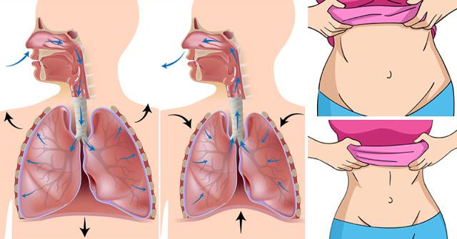 Ova japanska tehnika disanja će vam pomoći da imate ravan stomak bez sala