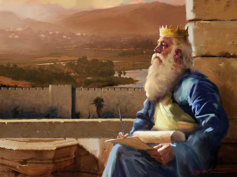 """""""Mržnja izaziva svađu, a ljubav pokriva sve pogreške"""": Misli kralja Solomona o onome što je najvažnije u ovom životu"""