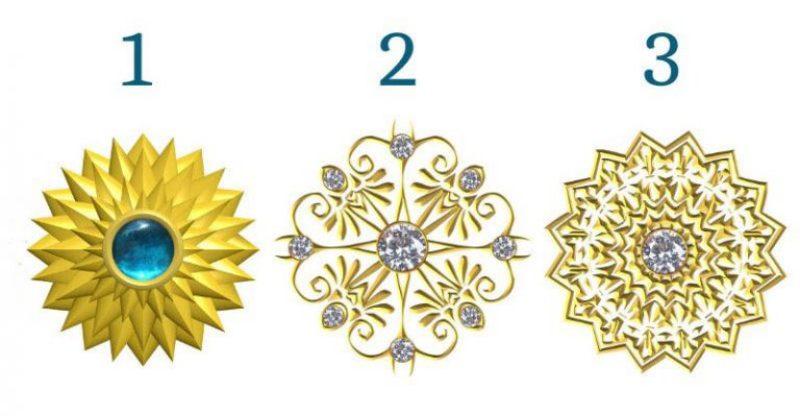 Izaberite jednu kristalno zlatnu mandalu i primite poruku od vašeg višeg bića