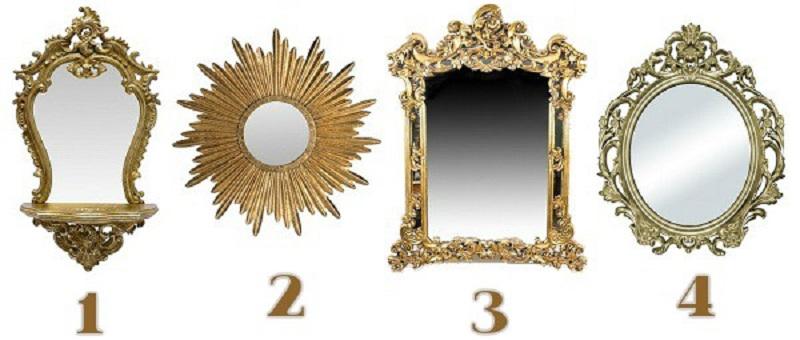 Izaberite jedno ogledalo i otkrijte poruku o vašem životnom putu