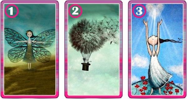 Izaberite jednu kartu koja vam se najviše dopada i saznajte vašu poruku za danas!