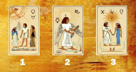 Izaberite jednu egipatsku kartu i otkrijte šta vam budućnost donosi