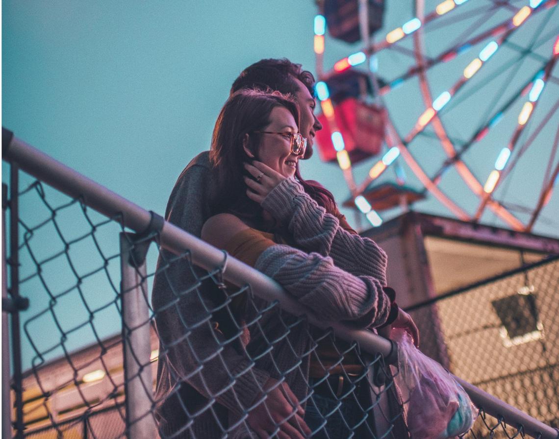 Ljubav je zastrašujuća, ali svejedno volite HRABRO!