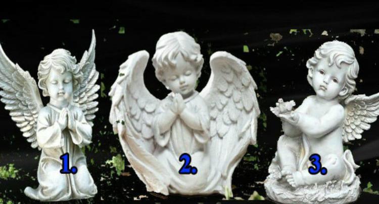 Anđeo čuvar vam šalje važnu poruku.Izaberite jednog i saznajte šta je to