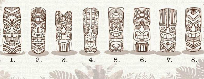Izaberite jednu masku i otkrit ćemo vam kakva ste vrsta osobe!