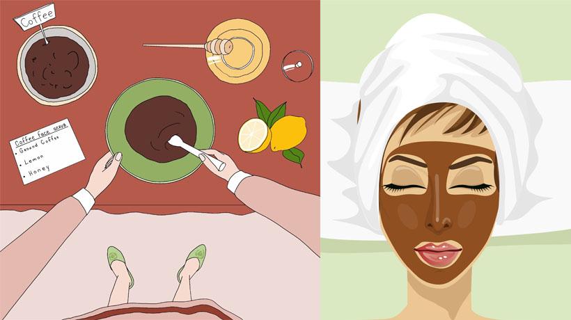 Uradite same : 5 domaćih maski za lice za detoksiranje vaše kože