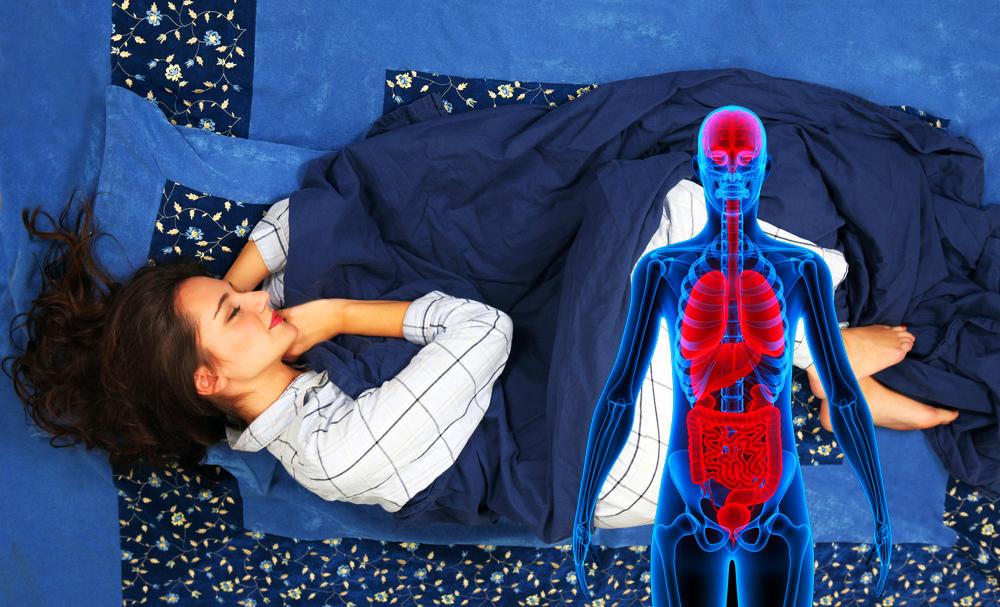 Spavanje na LIJEVOJ strani je dobro po vaše ZDRAVLJE, evo KAKO