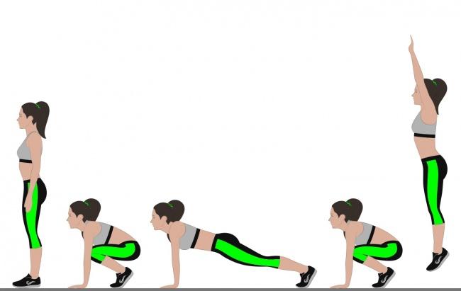 6 Učinkovitih vježbi za žene nakon 40 godina