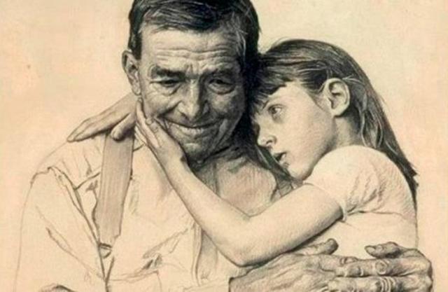 Bake i djedovi nikada ne umiru, oni postaju nevidljivi…Svako mora pročitati ovu dirljivu priču!