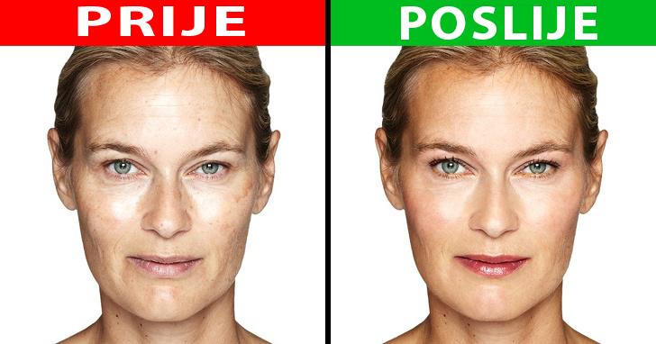 7 Efektivnih vježbi za lice koje će ukloniti vaše bore za svega nekoliko minuta!