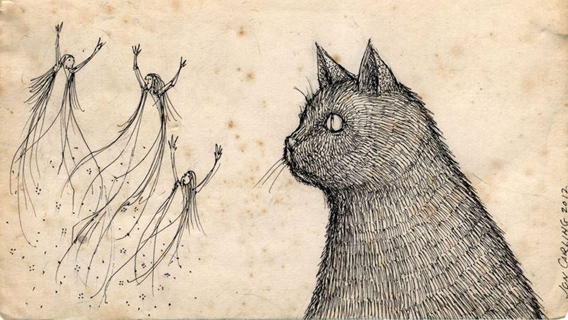 Imate li psa ili mačku u kući? Nauka potvrđuje da mačke i psi mogu vidjeti duhove i frekvencije koje ljudi ne mogu!
