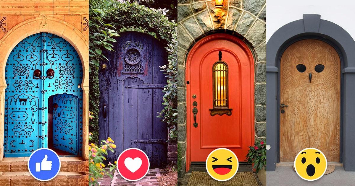 Test ličnosti : Šta mislite koja vrata vode do sreće?