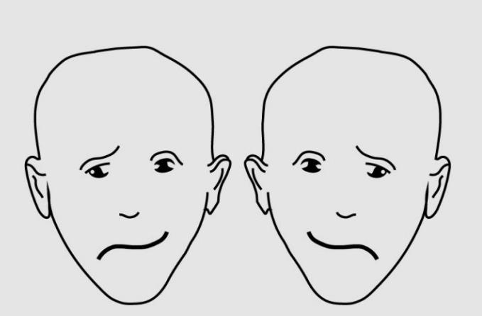 Test ličnosti : Šta mislite koje lice je sretnije ?