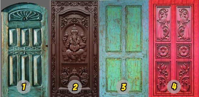 Kroz koja vrata biste prošli? Pogledajte šta to govori o vašoj ličnosti