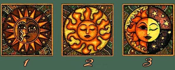 Izaberite jedno sunce i otkrijte mudru poruku za vašu blisku budućnost