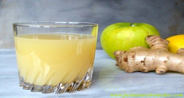 Ova smjesa đumbira, jabuke i limuna će isprazniti kilogrmate toksina iz vašeg tijela!