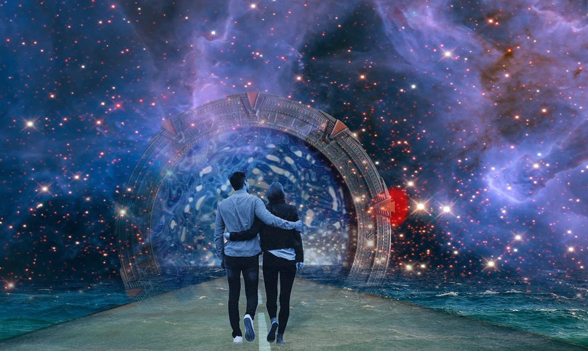 Svemir ima svoje načine kako nam poslati prave ljude i pokazati nam pravi put